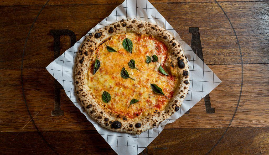 Pizza Marguerita Vegana #GoVeggi